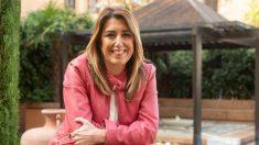 Susana Díaz, presidenta de la Junta de Andalucía (EFE).