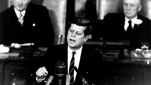 Kennedy, uno de los principales protagonistas de las Teorías de la Conspiración.