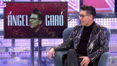 Ángel Garó habla de su economía en 'Sábado Deluxe'