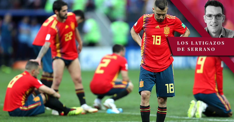 La victoria de Inglaterra deja a España fuera de la Final Four de la Liga de Naciones.