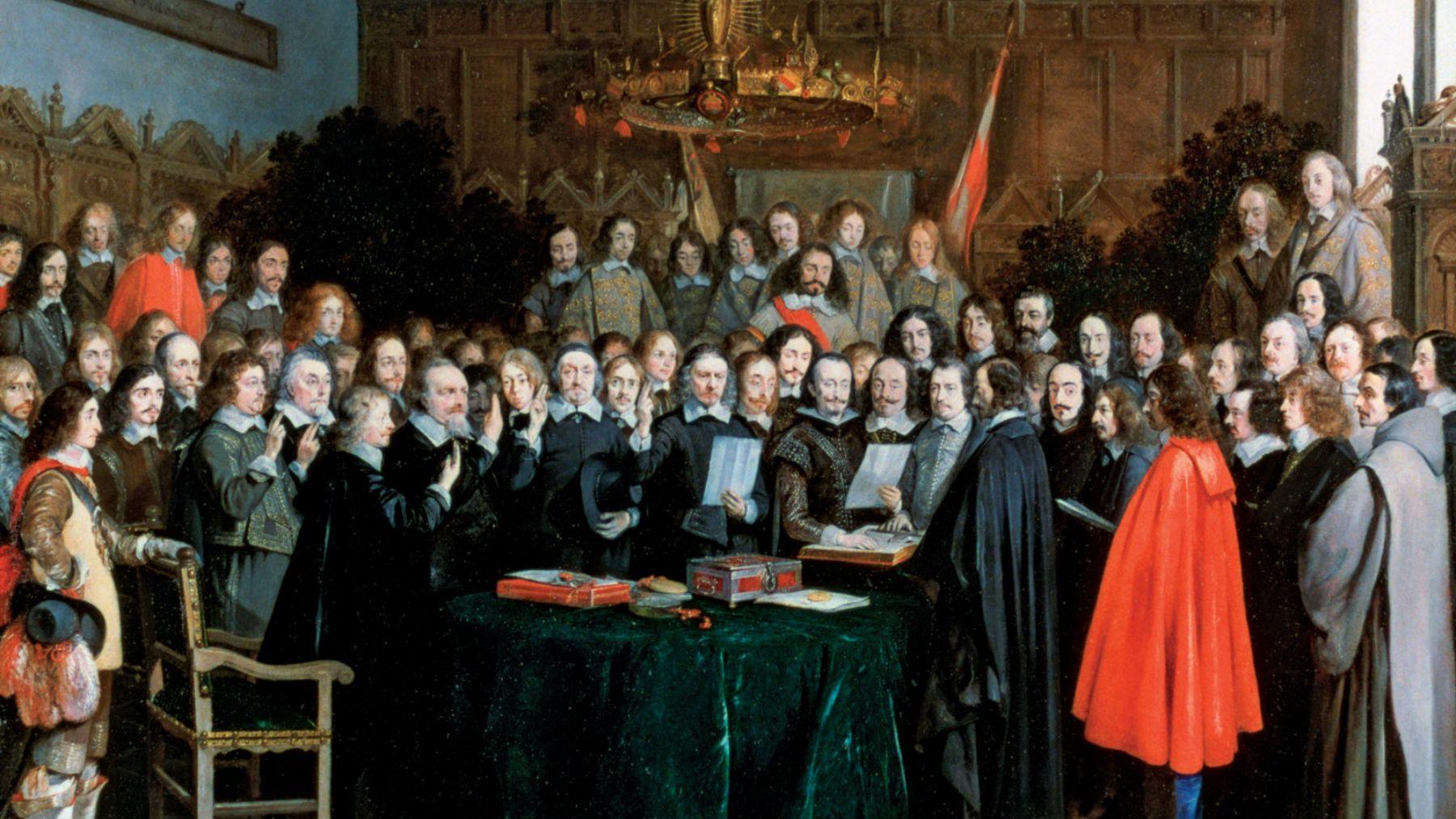 Cómo la Paz de Westfalia formó la Europa actual