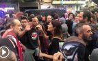 Detenidos dos de los separatistas que agredieron a la columnista de OKDIARIO Cristina Seguí