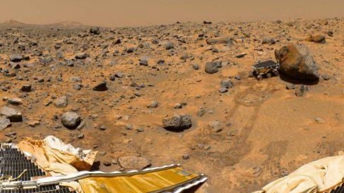 25 años más para llegar a Marte para la NASA