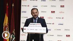 El ministro de Fomento, José Luis Ábalos. Foto: Europa Press.
