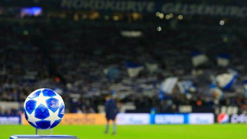 El Balón de la Champions League. (Getty)