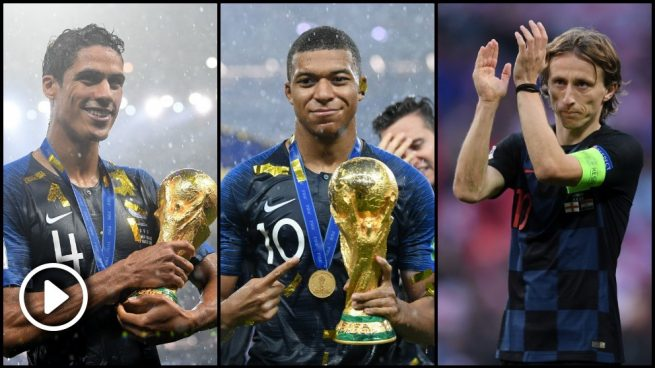 ¿Reveló 'L'Équipe' los tres finalistas del Balón de Oro?