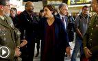 """Robles asegura que el Ejército sí estará sin """"ninguna duda"""" en el Salón de la Enseñanza en Barcelona"""