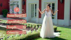 Esther ha sido la ganadora de 'Cuatro Weddings'