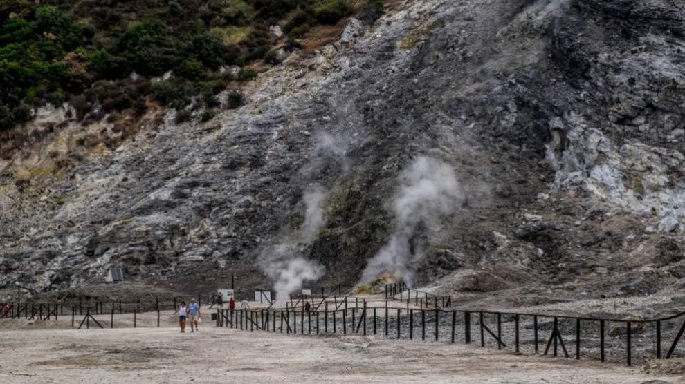 Descubre el súper volcán de Nápoles podría estar a punto de entrar en erupción