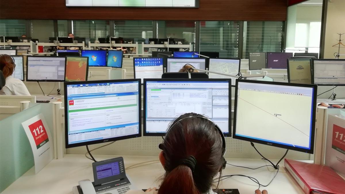 Emergencias de Andalucía. Foto: EP