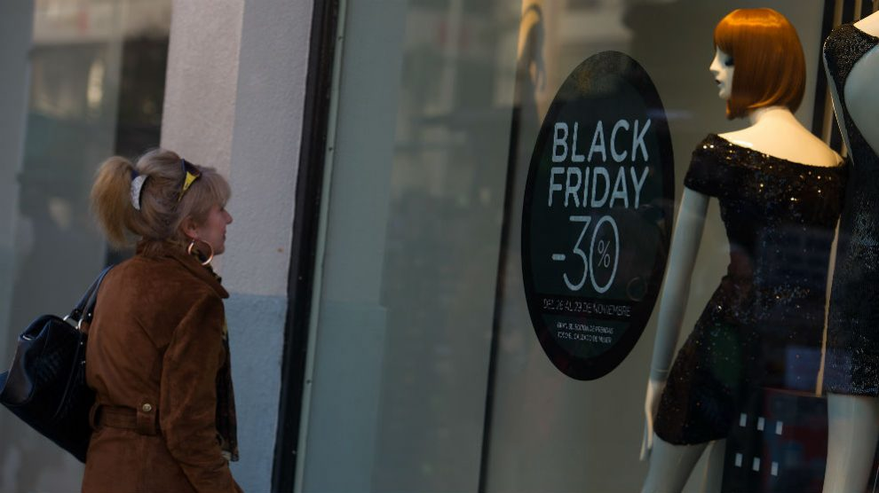 Prepárate para el Black Friday: consejos para los consumidores (Foto: Getty)