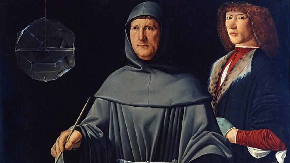 Luca de Pacioli es considerado el padre de la contabilidad