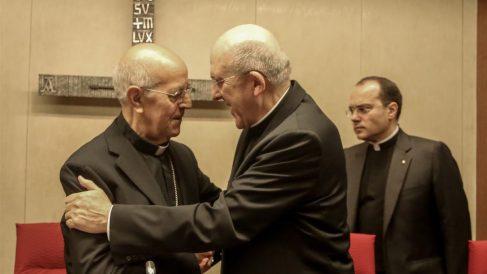 Conferencia episcopal. Foto: EP