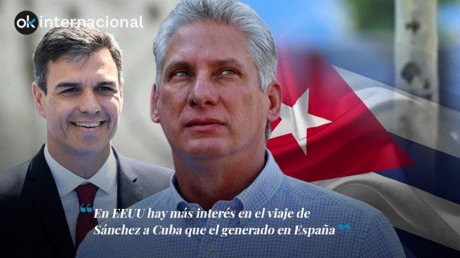 Sánchez debe pedir a Cuba que se democratice