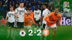 Liga de las Naciones 2018: Alemania – Holanda | Partido de fútbol hoy, en directo.
