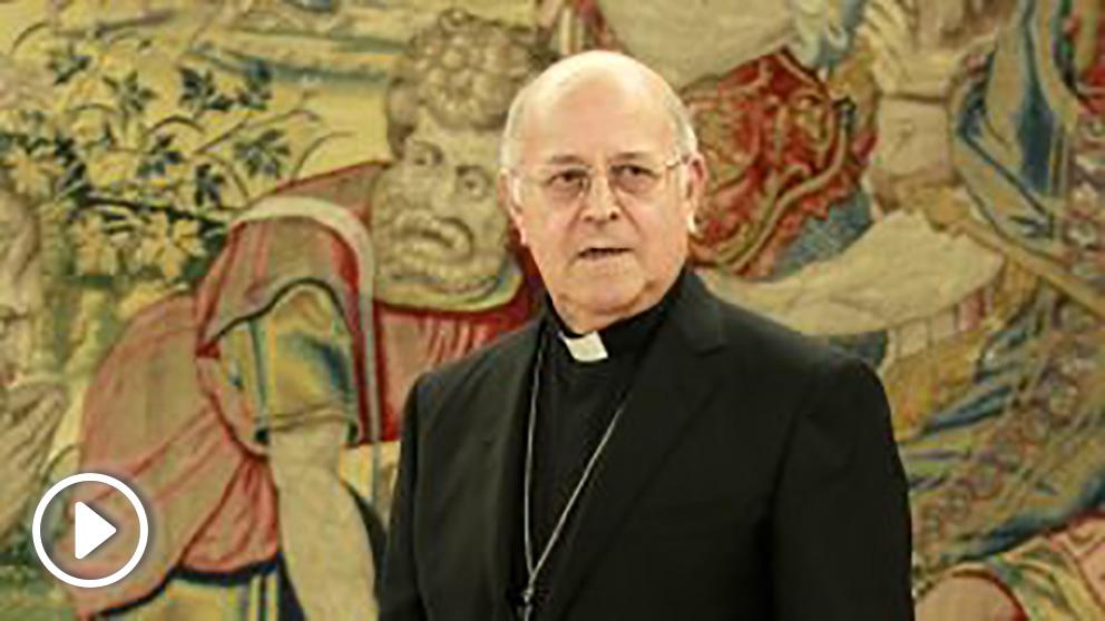 El presidente de la Conferencia Episcopal, Ricardo Blázquez.