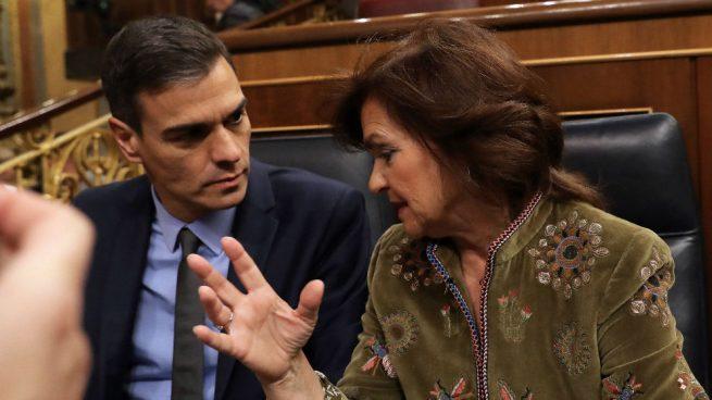 El PP pregunta al Gobierno por qué oculta en su agenda las reuniones de Calvo con el Govern