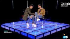 Asraf y Anuar en la Sala del más allá de 'GH VIP 2018'