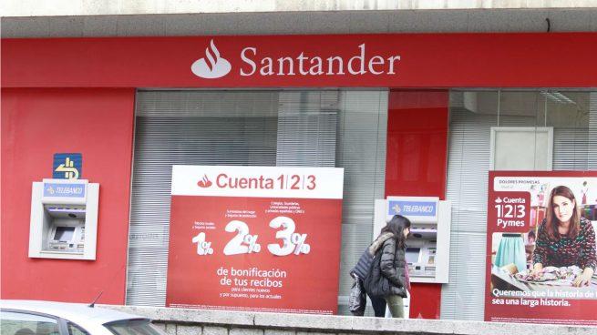 Estas son las 176 sucursales del Santander que cierran este viernes principalmente en pueblos