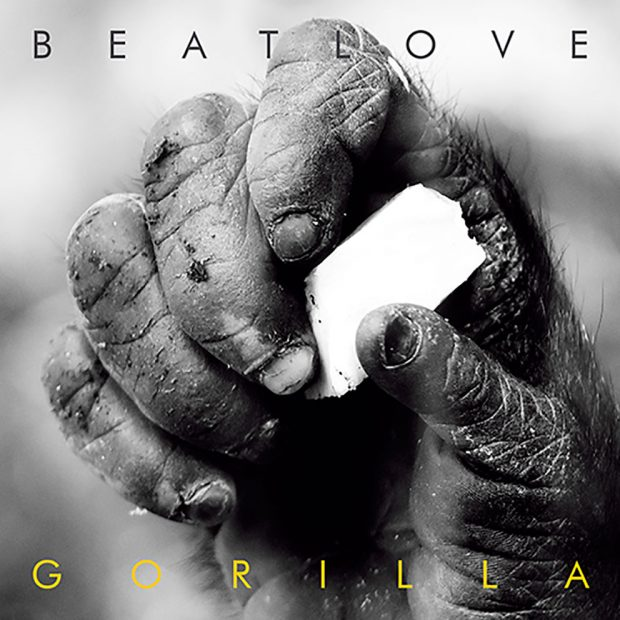 Caratula del EP 'Gorilla' del dúo sevillano BeatLoveCaratula del EP 'Gorilla' del dúo sevillano BeatLove