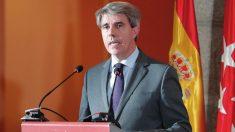 El presidente de la Comunidad de Madrid, Ángel Garrido. (Foto. Comunidad)