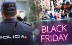 Policía y Asociaciones de Consumidores alertan sobre el peligro de las trampas del Black Friday