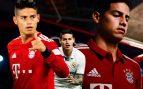 James Rodríguez y el Real Madrid activan la operación retorno