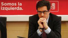 Óscar López, político socialista presidente de Paradores