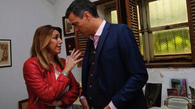 Susana Díaz se enfrenta a Sánchez: impulsa una moción de censura incumpliendo el Plan Antitransfuguismo