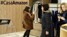 Amazon presenta su tienda física en Madrid
