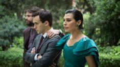 Carlos y Karina, invitados de la boda de Julia en 'Cuéntame cómo pasó'