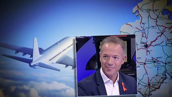 El portavoz del PSOE en el Senado 'tira' de avión para sus viajes a Burgos con cargo a las Cortes