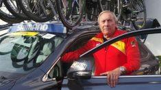 Javier Mínguez, ex seleccionador nacional de ciclismo. (Foto: Europa Press)