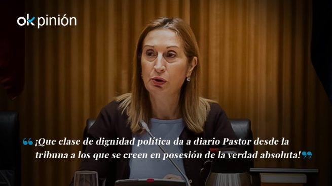 El circo del Congreso y la clase de Ana Pastor