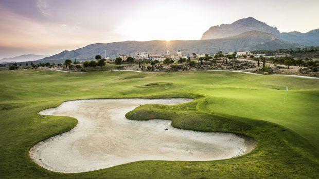 Meliá Villaitana, el hotel para los amantes del golf