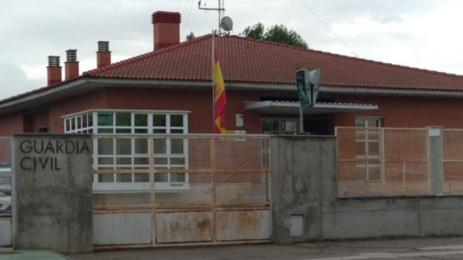 Cuartel de la Guardia Civil. Foto: Europa Press