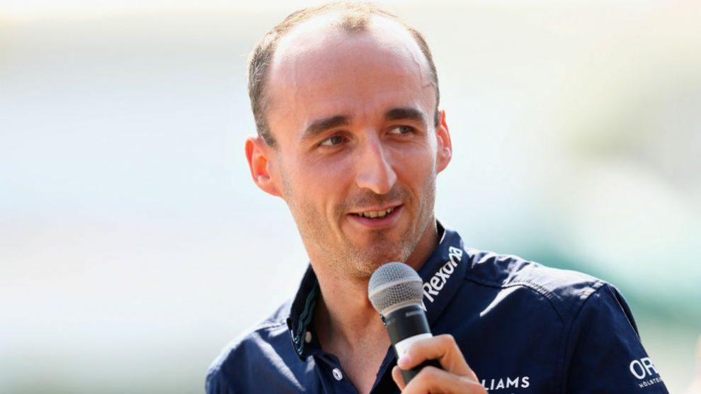 Robert Kubica regresará a la Fórmula 1 tras su fatídico accidente. (Getty)