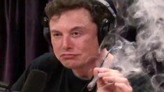 La NASA revisará SpaceX y Boeing tras ver a Elon Musk fumando marihuana