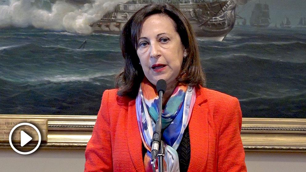 Margarita Robles entrega los Premios Nacionales de Defensa 2018
