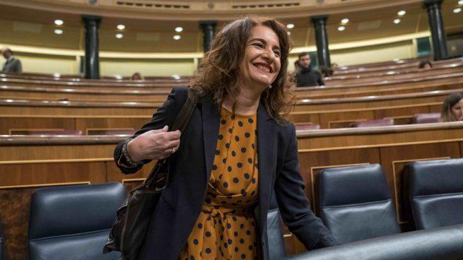 """Montero pide una """"reflexión profunda"""" a los independentistas para que apoyen los Presupuestos"""