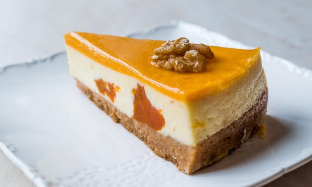 Receta de tarta de queso con membrillo sin horno fácil de preparar