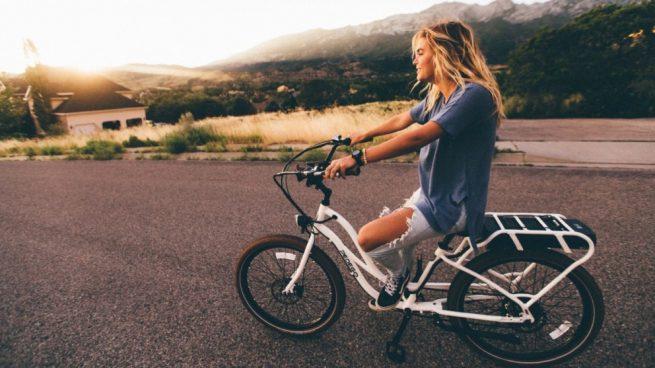 subir el manillar de la bici