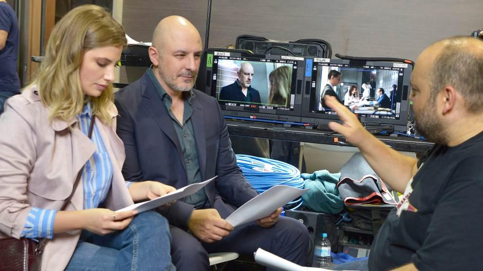 'Caronte,', la nueva serie de Telecinco