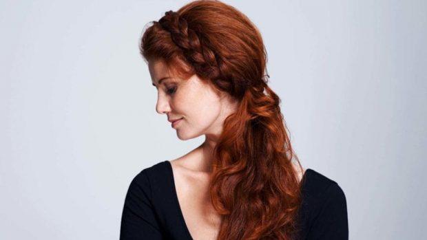 Cómo hacer recogidos para pelo largo