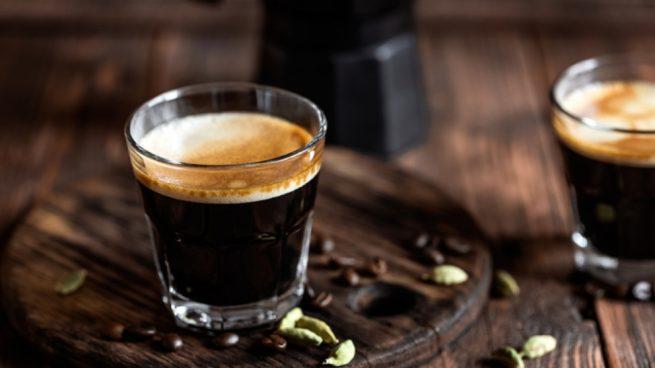 Receta de mousse de café con ron