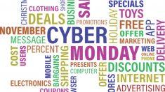 Cyber Monday, una oportunidad para comprar en Internet.