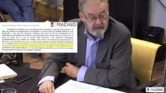 El CEO de Madrid Destino y extracto del informe.