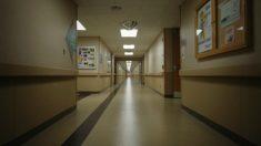 Interior de un centro de salud