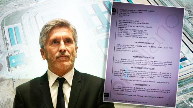 Marlaska e Instituciones Penitenciarias denunciados por acoso laboral a funcionarios homosexuales