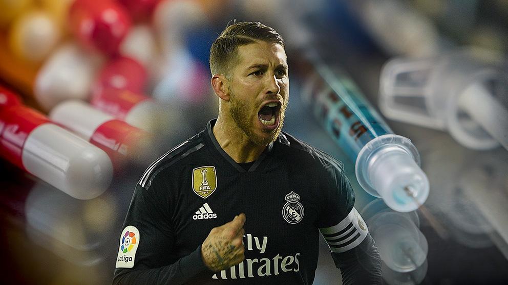 Sergio Ramos vive una nueva campaña contra su persona.